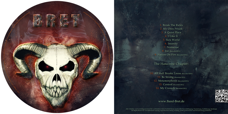 CD Label/Inlay